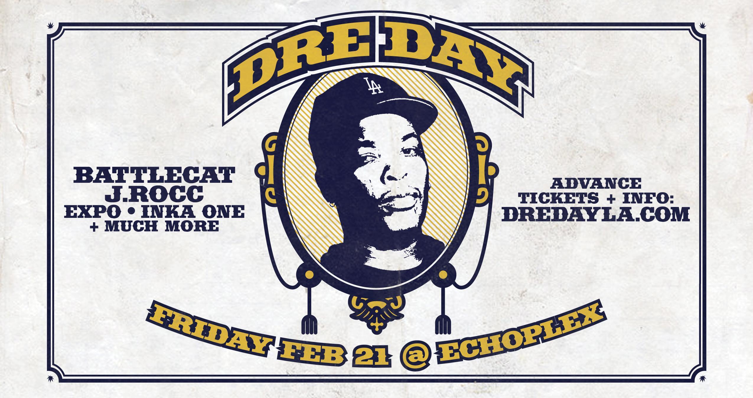 DRE DAY L.A. (2020)