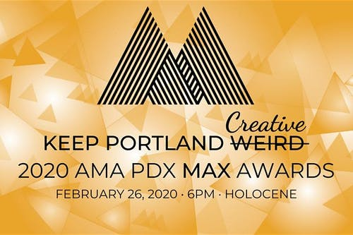 Keep Portland Creative: AMA PDX 2020 Marketing Excellence Awards