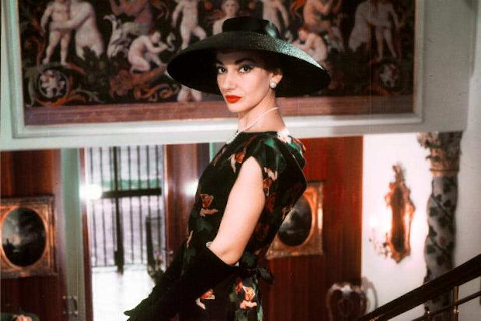 Screening of Maria by Callas: In Her Own Words