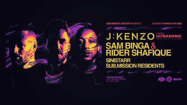 J:KENZO presents Ultrasonic Vibration