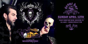 Aurelio Voltaire with DJ Whisperwish and more