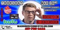 Dustin Nickerson as seen on Comedy Central's new hit show Hart of the City!