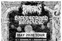 Bloodsoaked Necrovoid, Astriferous, Funeral Leech, Kosmodemonic