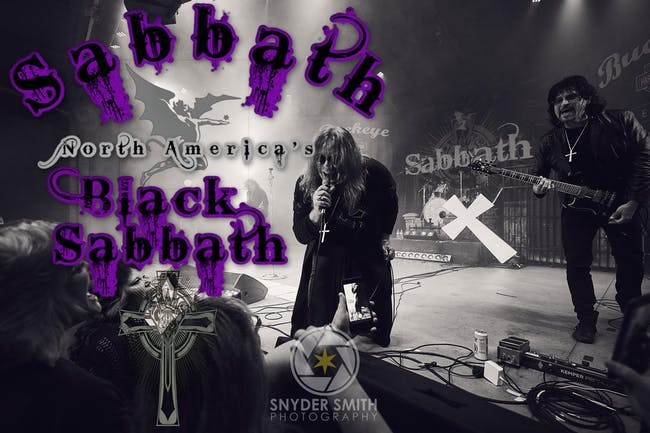 The Complete Sabbath Experience - performing Ozzy and Dio!