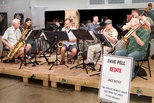 "Pell of A Time"" featuring the Dave Pell Jazz Band"