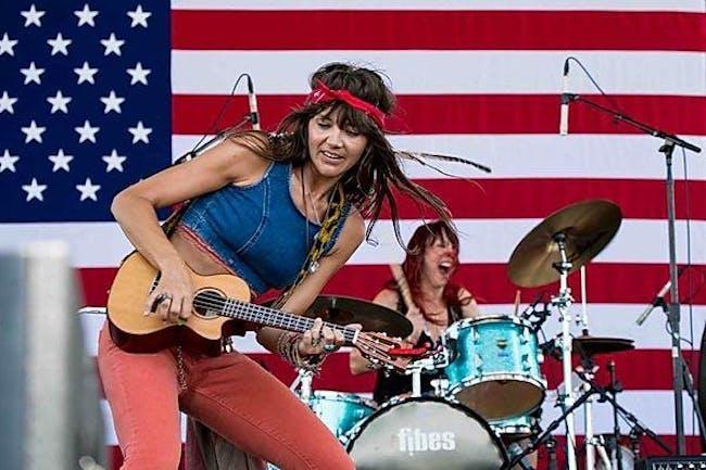 Raelyn Nelson Band (feat. Raelyn Nelson, granddaughter of Willie Nelson)