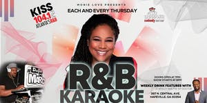 Monie Love R&B Karaoke