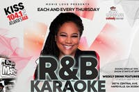 Monie Love R&B Karaoke