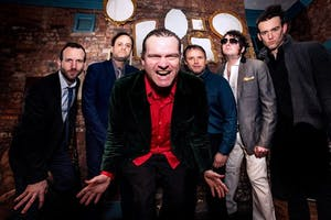 Electric Six at El Corazon
