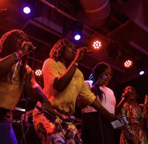Afro Karaoke