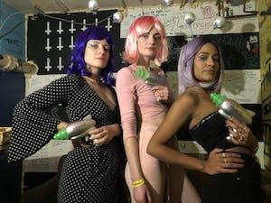 The Corner Girls / Vic N' The Narwhals / Beau Beverage