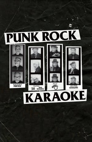 Punk Rock Karaoke w/ MxBxDx, The Gringoz