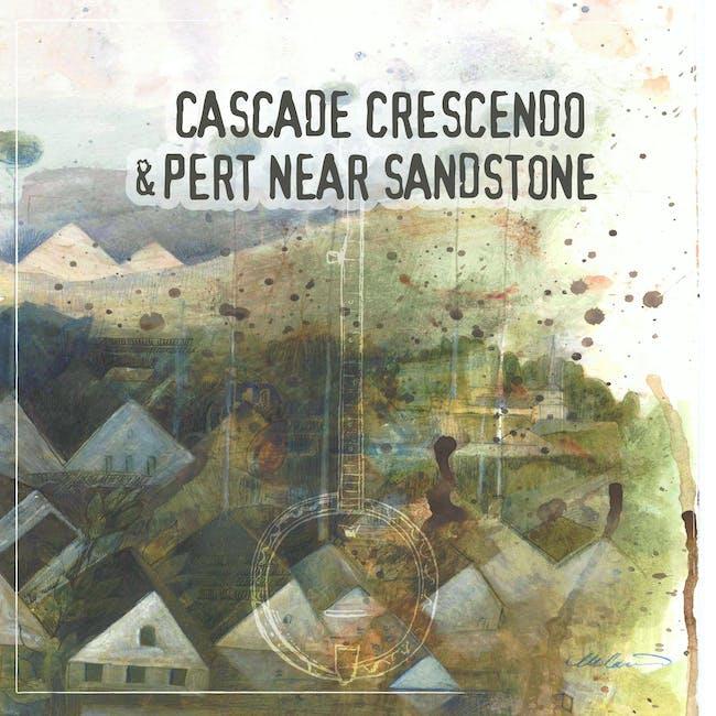 Cascade Crescendo & Pert Near Sandstone