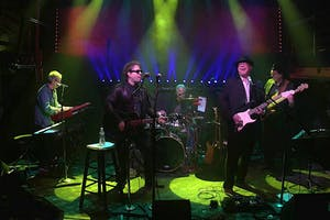 An Evening With: The Bob Band