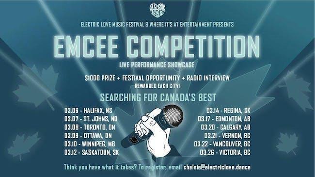 Emcee Competition (Winnipeg)