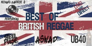 Best of British Reggae Live & Direct