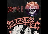 Big Useless Brain, Panther City Riots, and Patient 0 at the Ridglea Room