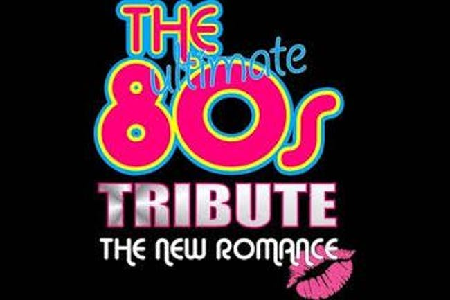 The Ultimate 80's Night at The Soundry with The New Romance