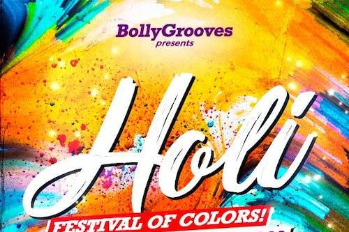Holi: Festival of Colors!