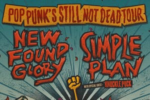 New Found Glory & Simple Plan