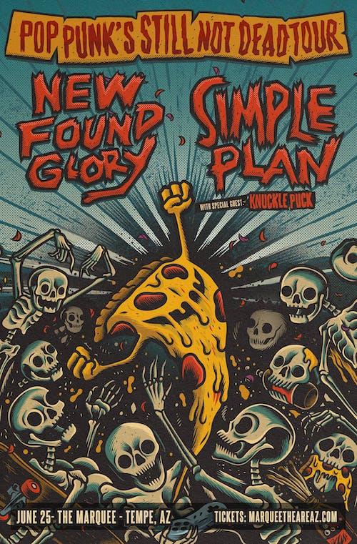 New Found Glory & Simple Plan