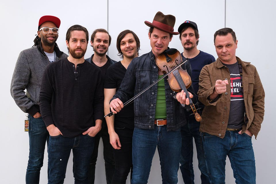 Old Crow Medicine Show - MOVED TO 5PM AND 9PM