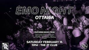 Emo Night Ottawa