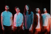 Mayday Parade with Grayscale and Point North