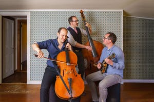Mike Block Trio Feat. Zachariah Hickman and Joe K. Walsh at The Parlor Room