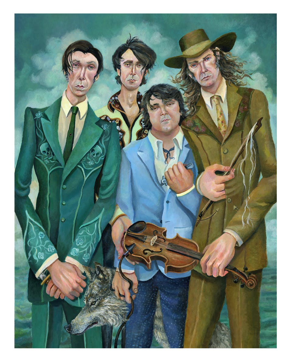 The Sadies • Rumbling Spires