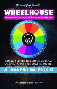 WHEELHOUSE: Stand Up Comedy Gameshow