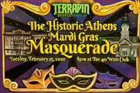 The Historic Athens Mardi Gras Masquerade