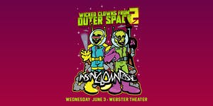 ICP - WICKED CLOWNS FROM OUTER SPACE 2 TOUR