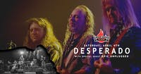 Desperado - Eagles Tribute, with Epic Unplugged