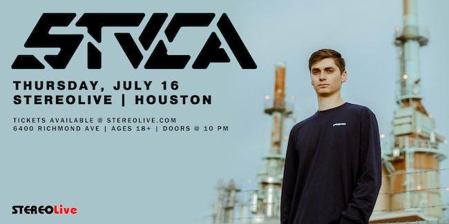 Stuca - Stereo Live Houston