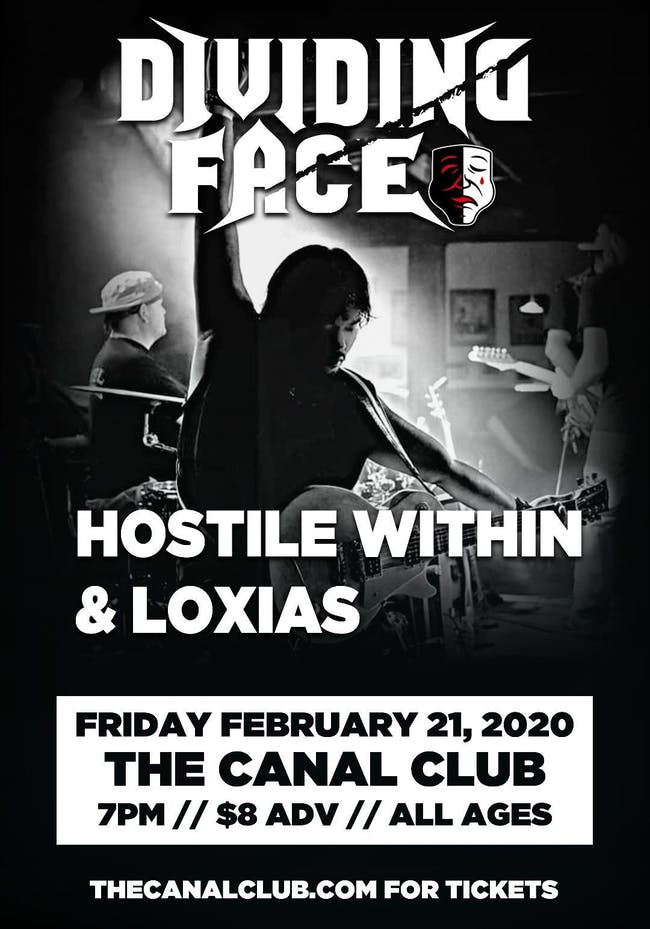 Dividing Face w/ Hostile Within, Loxias