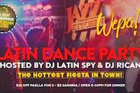Latin Dance Party