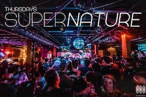 Supernature: Vinyl Dreams –All Star DJs & All-Vinyl Night