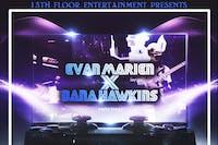 Evan Marien X Dana Hawkins
