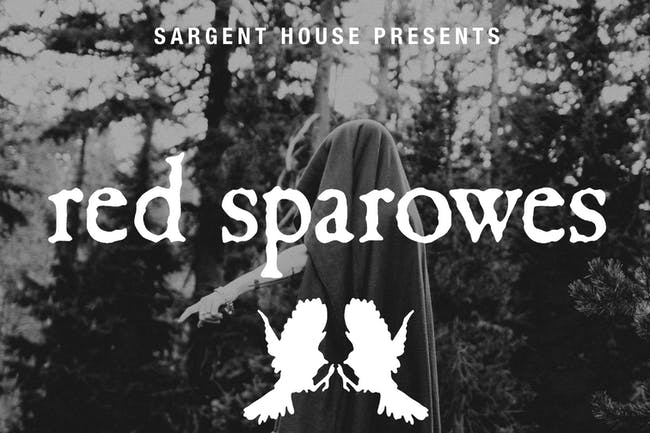 POSTPONED: Red Sparowes with special guests Ioanna Gika & Storefront Church