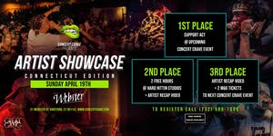 CONCERT CRAVE ARTIST SHOWCASE - Hartford, CT