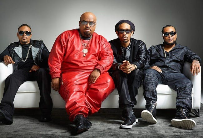 Goodie Mob at El Corazon