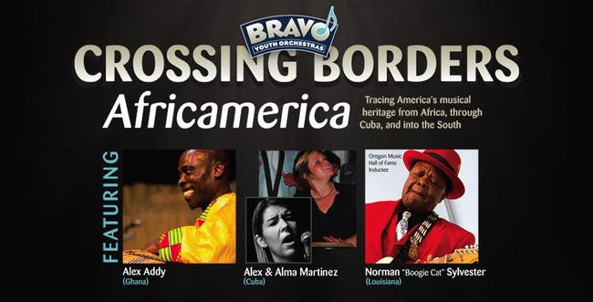 SHOW POSTPONED, STAY TUNED FOR UPDATES: Crossing Borders IV