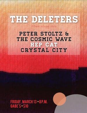 The Deleters Album Release Show