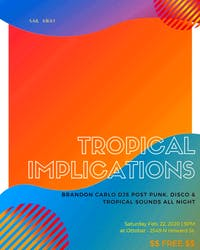 Tropical Implications