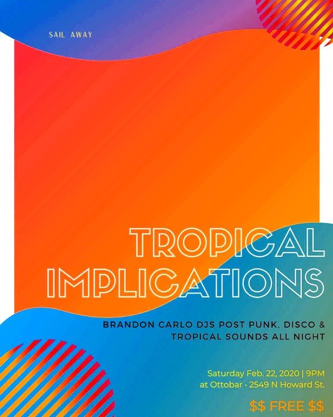 Tropical Implications