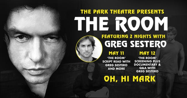 The Room W/ GREG SESTERO