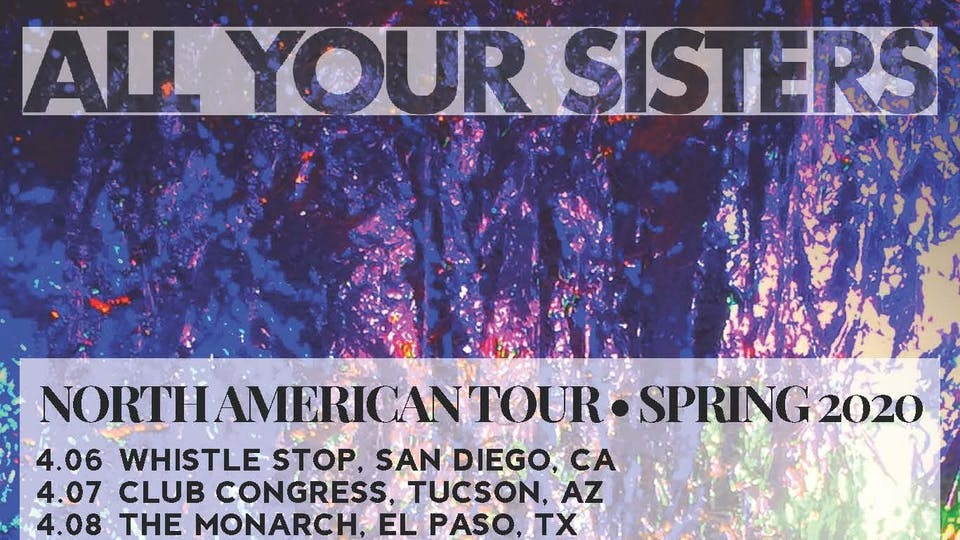 All Your Sisters + Berlin Taxi (LP Release) + Missing