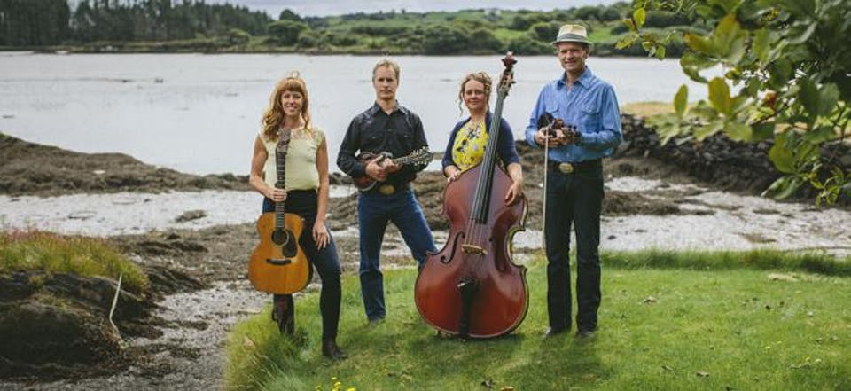 The Foghorn Stringband