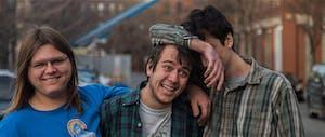 Jake McKelvie & The Countertops, Shy, Jason Rule Three